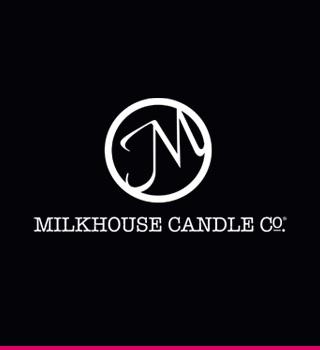 -20 % na Milkhouse Candle Co.