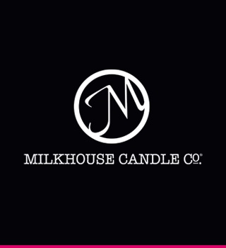 -20 % na Milkhouse Candle Co.