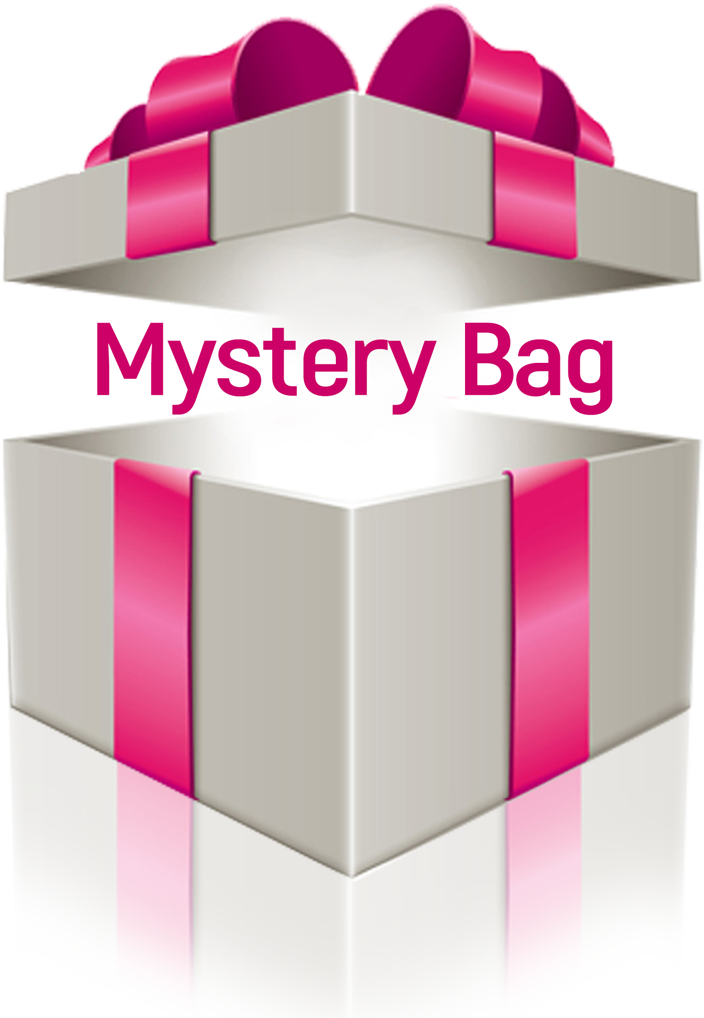 Your Mystery Bag will be full of fantastic makeup!