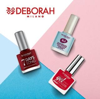 Deborah Milano лак для нігтів