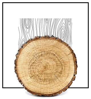 Niche parfemi - drveni