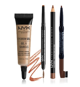 NYX Augenbrauengel und andere Produkte