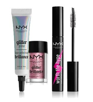 NYX Kosmetik für Augen