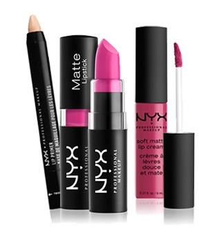 NYX Lippenstift