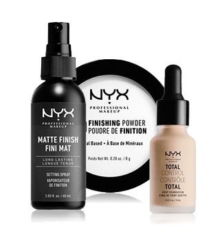 NYX Produkte für Gesicht
