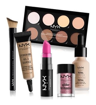 NYX Produkte