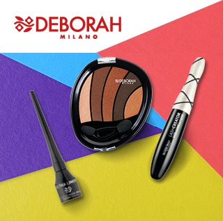 Deborah Milano eye makeup