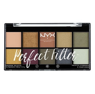 NYX Professional Makeup Paletky