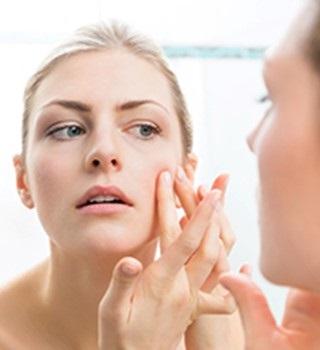 reiniging van de huid