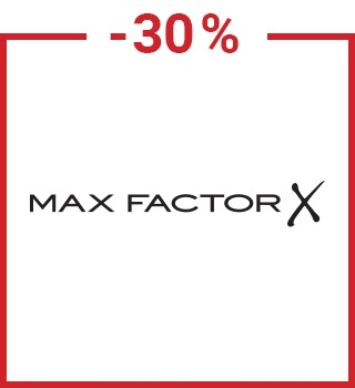 -30 % na Max Factor com o código spring30pt em compras superiores a 12 €