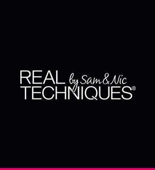 - 20 % на Real Techniques