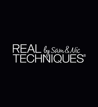 -20 % на Real Techniques