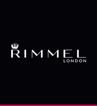 - 20 % op Rimmel