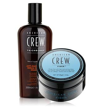 -15% na marca American Crew