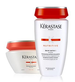 -15% на колекцията Nutritive на Kérastase