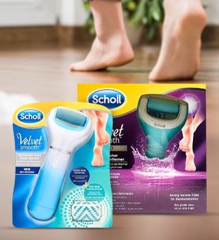 Scholl - pilníky na nohy