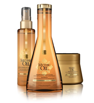 L'Oréal Professionnel Mythic oil