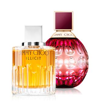 Jimmy Choo perfumes para mulher