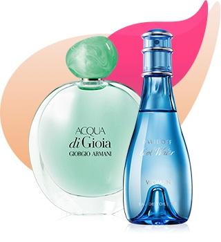 TOP női parfümök
