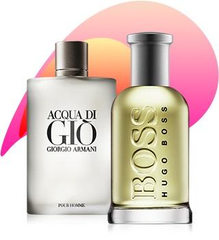 TOP parfumuri pentru bărbați