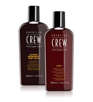 American Crew Haare und Körper
