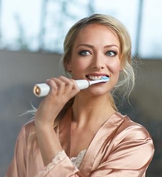 brosse à dents eléctrique