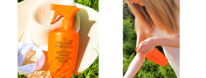 Collistar sun protection