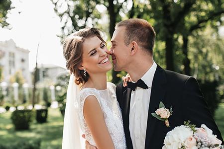 5 TOP svatebních účesů pro rok 2018