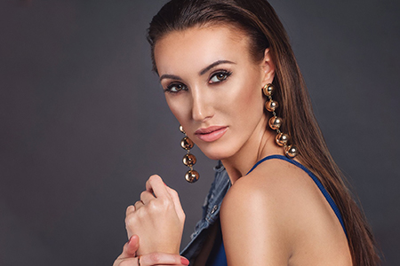 Miss Czech Republic: Make-up oblíbenci Taťány Makarenko