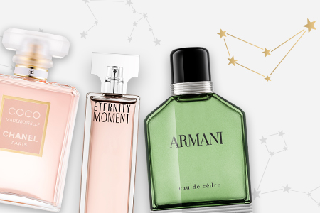 Tipy na parfémy pro znamení Kozoroha