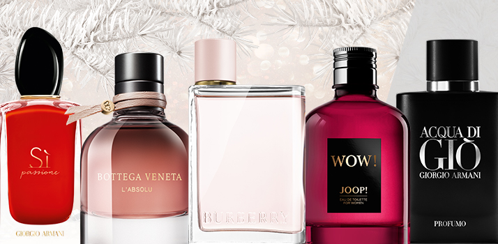 winter fragrances