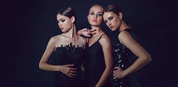 Miglior profumo - vestito nero 1