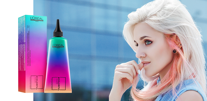 L´Oréal Professionell Colorful Hair Pro Hair Make-up