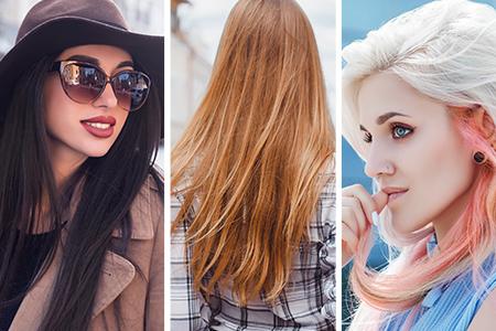 Trendy barvy na vlasy 2019