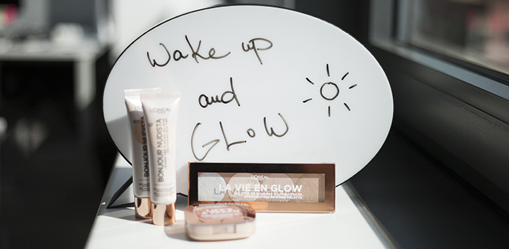 Wake up and Glow