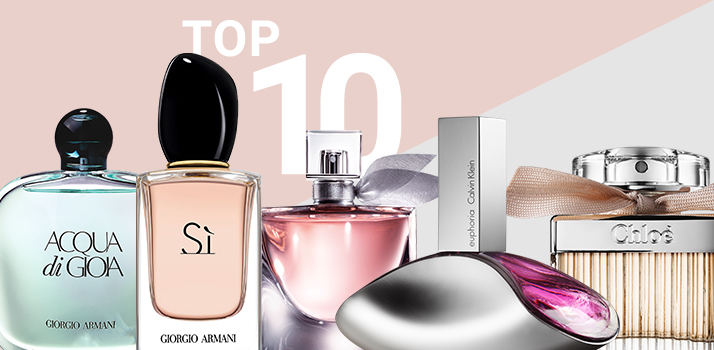 fc49b566c The best fragrances for women: Top 10 Women's Perfumes