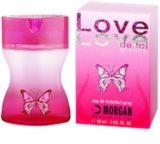 Morgan Love Love De Toi Glossy Eau de Toilette pentru femei 60 ml