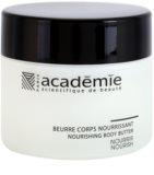 Academie Body подхранващо масло за тяло