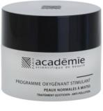 Academie Normal to Combination Skin feuchtigkeitsspendende und stärkende Gesichtscreme