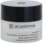 Academie Normal to Combination Skin hydratační a posilňující pleťový krém