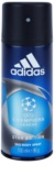 Adidas Champions League Star Edition deodorant Spray para homens 150 ml