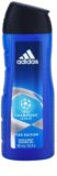 Adidas Champions League Star Edition gel de duche para homens 400 ml