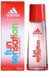 Adidas Fun Sensation eau de toilette para mujer 50 ml
