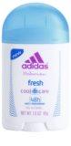 Adidas Fresh Cool & Care stift dezodor nőknek 45 g