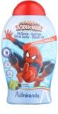 Admiranda Ultimate Spider-Man Hypoallergenic Shower Gel