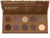 Affect Color Brow Colection paletta a szemöldök sminkeléséhez