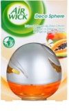 Air Wick Deco Sphere aroma diffúzor töltelékkel 75 ml  Mango and Lime