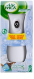 Air Wick Freshmatic osvěžovač vzduchu 250 ml  (Cool Linen & White Lilac)