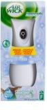 Air Wick Freshmatic ароматизатор за въздух 250 мл.  (Cool Linen/White Lilac)