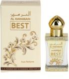 Al Haramain Best illatos olaj unisex 12 ml